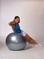 gymnastický míč 7
