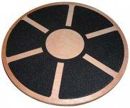 Balanční deska dřevěná
