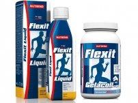 NUTREND Flexit Liquid + 180 tbl ZDARMA