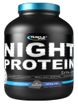 MUSCLE SPORT NIGHT EXTRA LONG Protein 1135 g AKCE!