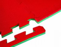 Tatami Bruce Lee Karate Puzzle Mat 1x1 m
