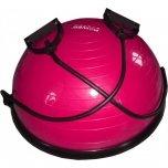 Balanční míč Dome BOSA Trainer růžový