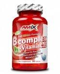 AMIX B-complex + vitamin C 90 kapslí