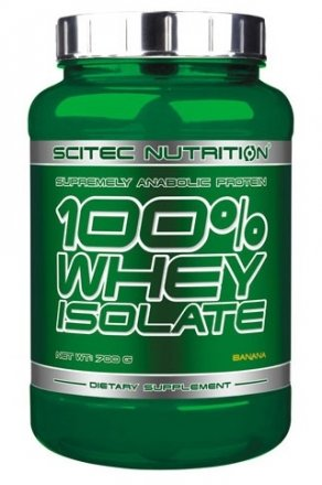 SCI-TECH 100% Whey Isolate 700 g
