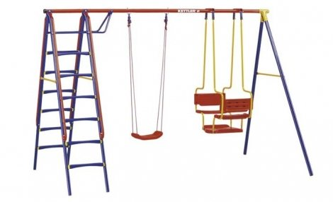 Kettler houpacka jednoducha gondola a zebrik