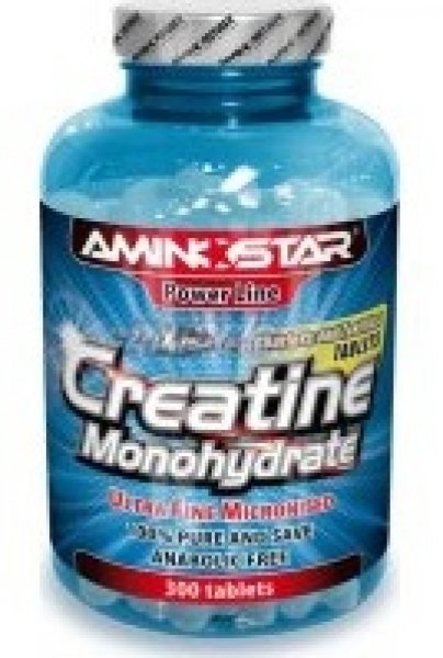 AMINOSTAR Creatine Monohydrate 300 tbl.