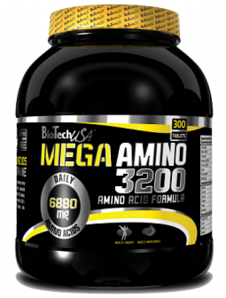 BIOTECH Mega Amino 3200 300tbl