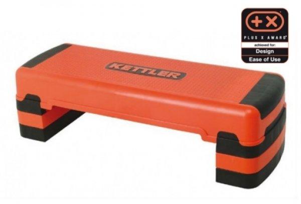KETTLER aerobic step oranžový