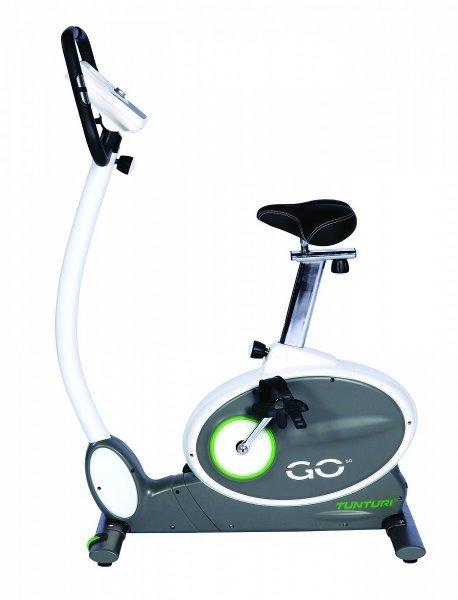 Moderní vzhled rotopedu Tunturi Bike GO 50