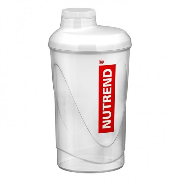 Shaker-Nutrend 600 ml bílý.jpg
