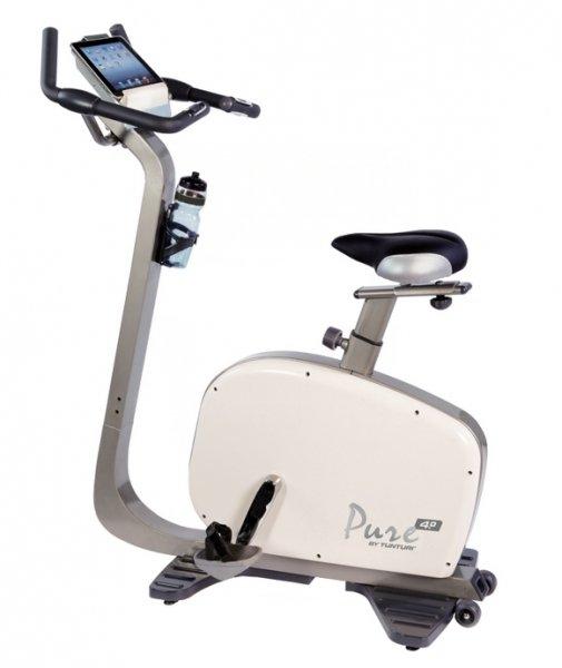 Kvalitní rotoped s několika tréninkovými programy Tunturi Pure Bike U 4.1