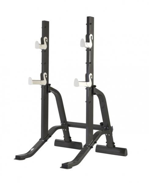 tunturi pure squat rack