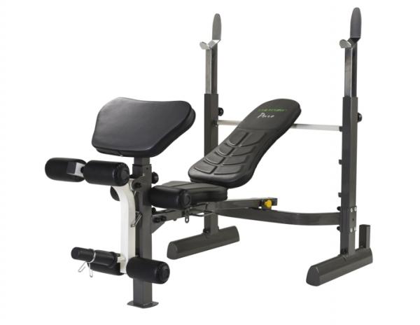 tunturi pure weight bench