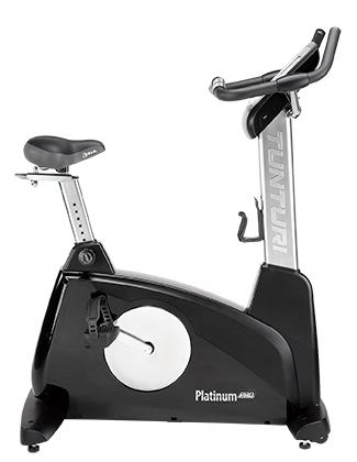 Tunturi Platinum Pro Upright Bike trenažér