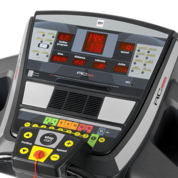 BH Fitness i.RC12 počítač