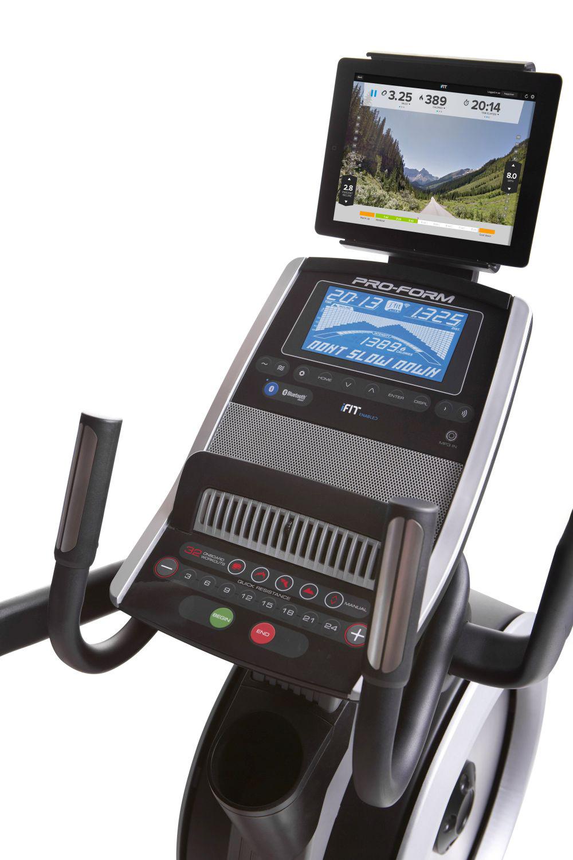 Proform Hiit Trainer počítač