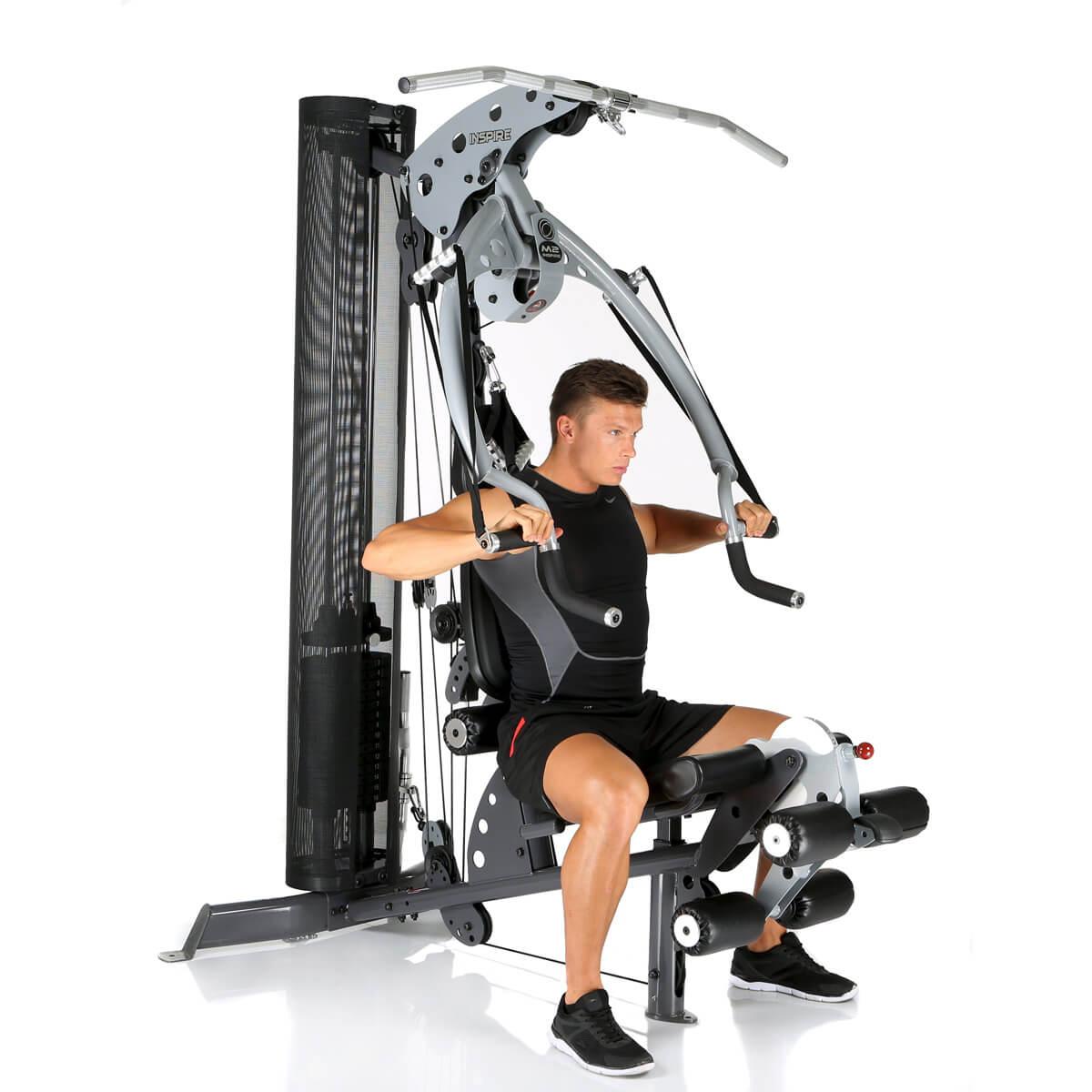 FINNLO MAXIMUM M2 multi-gym tlaky
