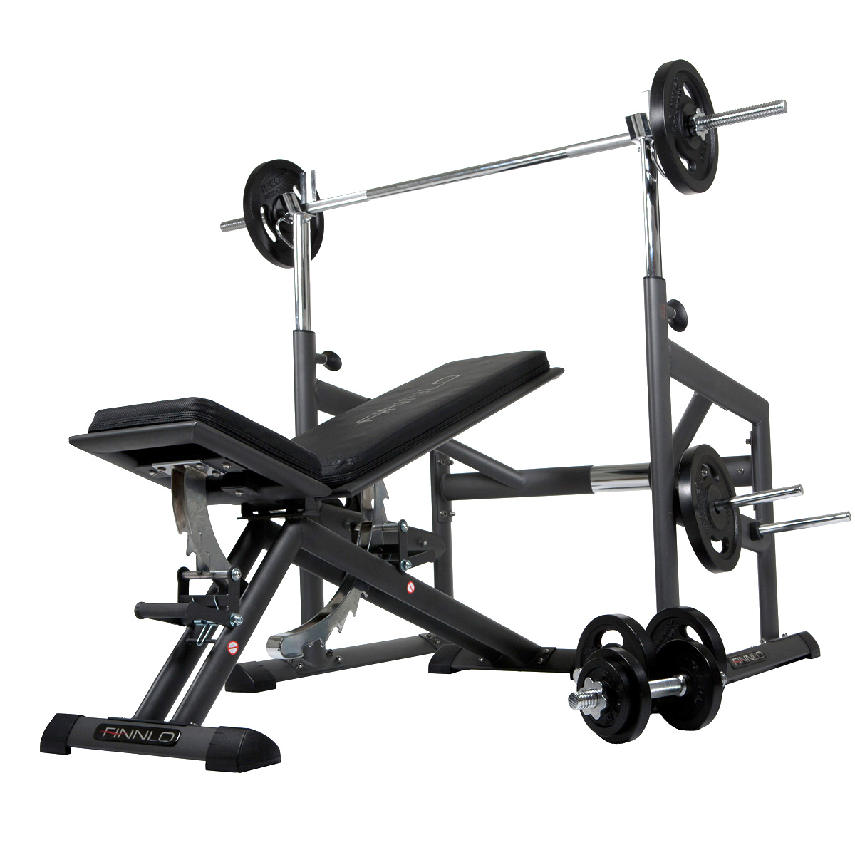 Finnlo Design Incline Line Bench 1