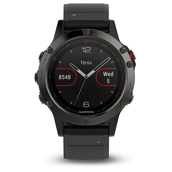 Garmin Fenix  Black band