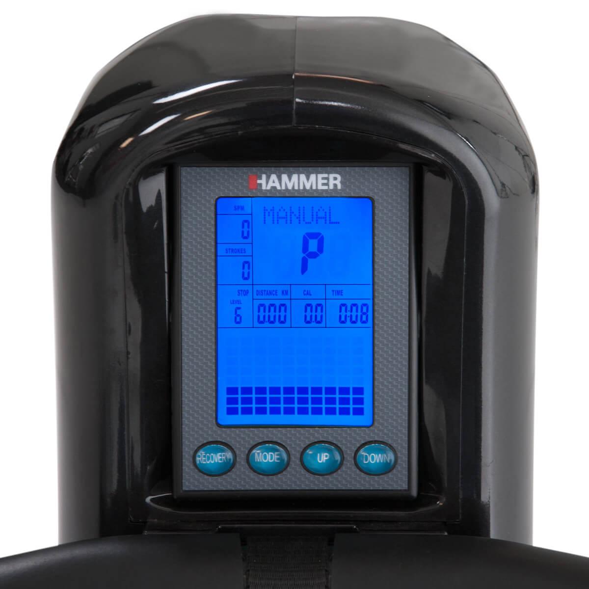 Hammer Cobra XTR počítač