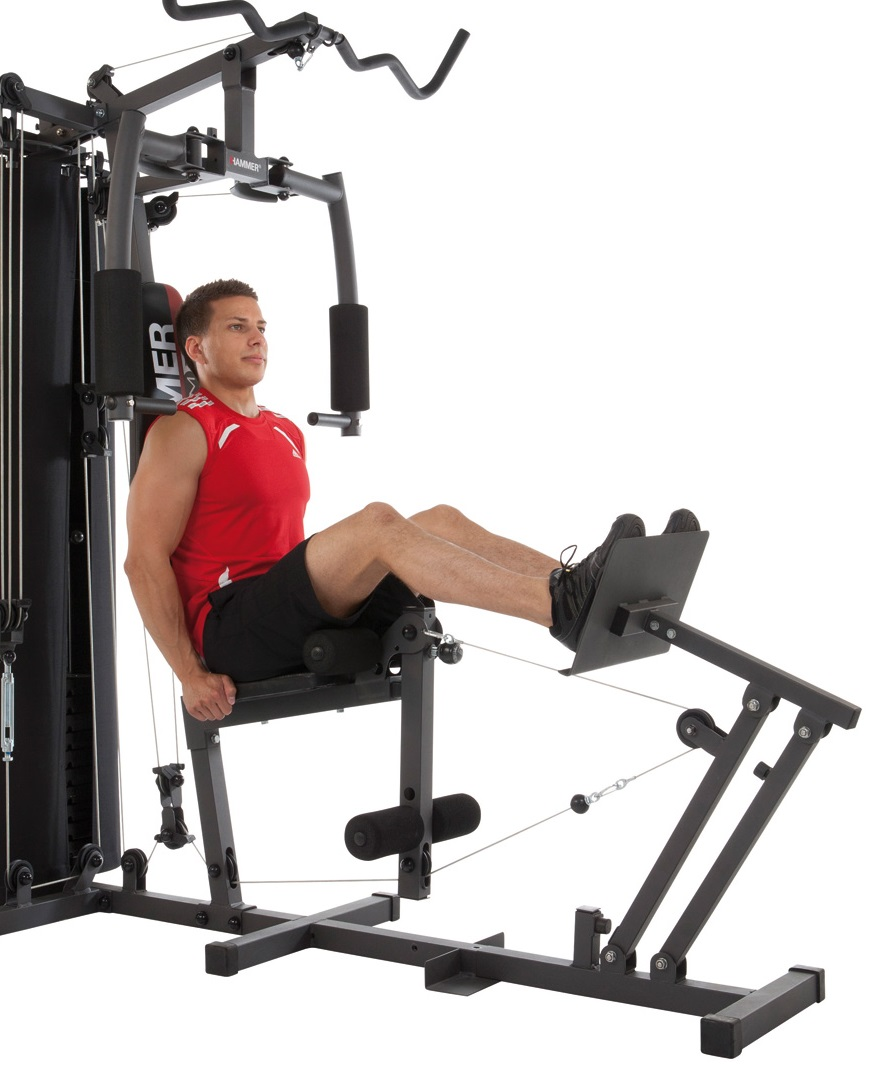 Hammer Ferrum TX4 leg-press