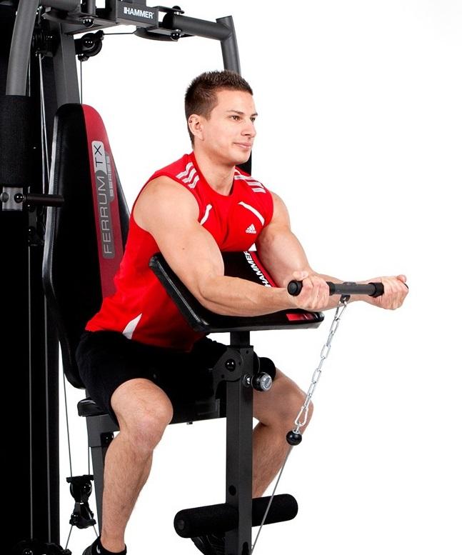 hammer ferrum TX2 biceps