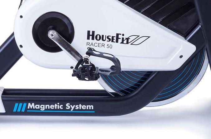 Housefit racer 50 magnetická brzda
