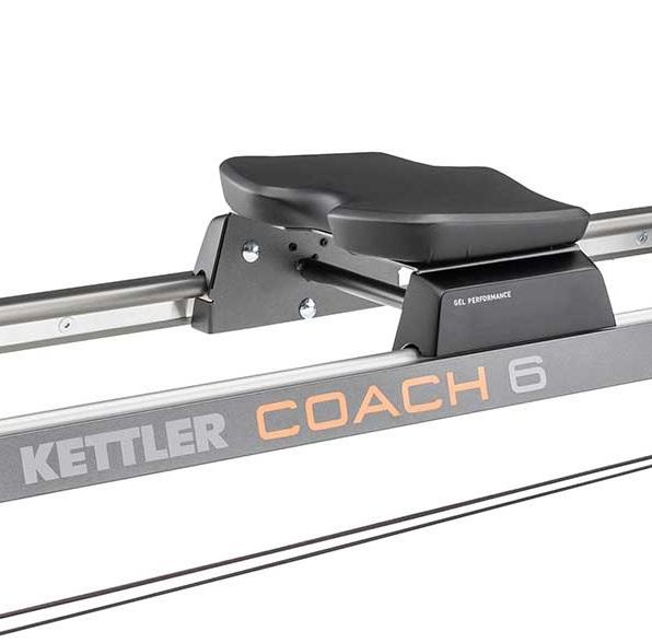 kettler coach 6 POJEZD SEDÁKU