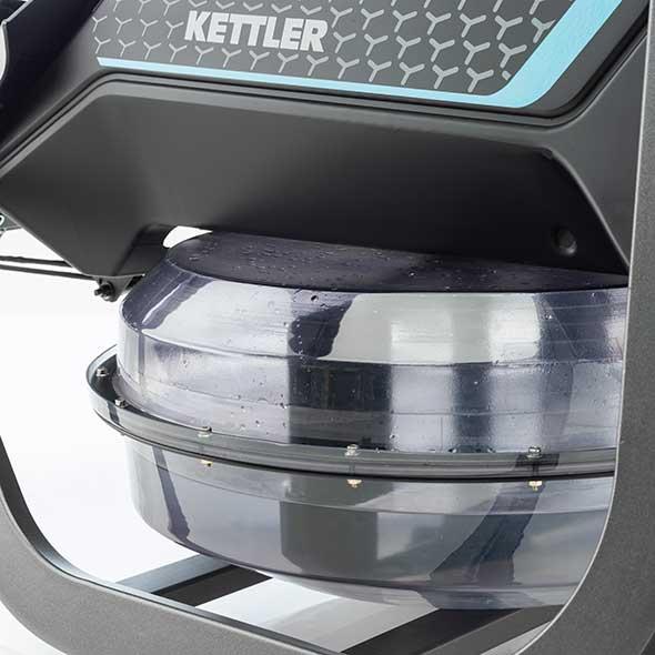 KETTLER COACH H20 vodní odpor