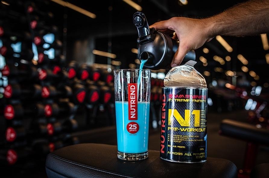 NUTREND N1 Pre-Workout drink_1