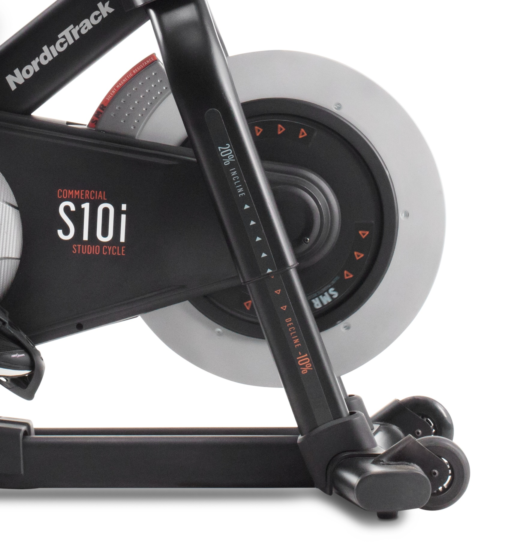 Nordictrack commercial S10i Studio detail