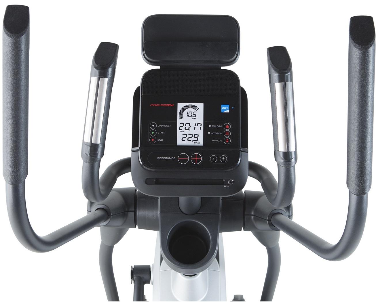 Proform Endurance 420E počítač