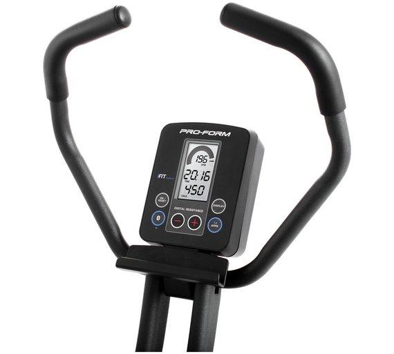Proform X-Bike Duo počítač