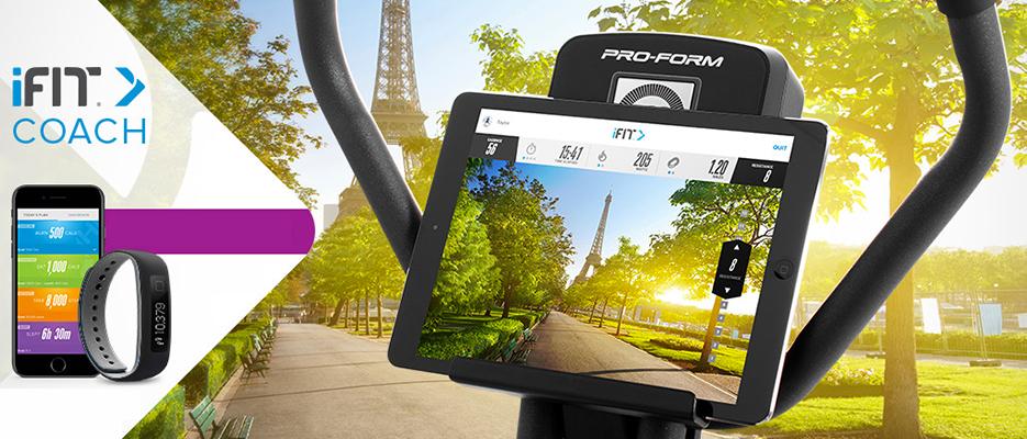 ProForm X-Bike Duo iFit