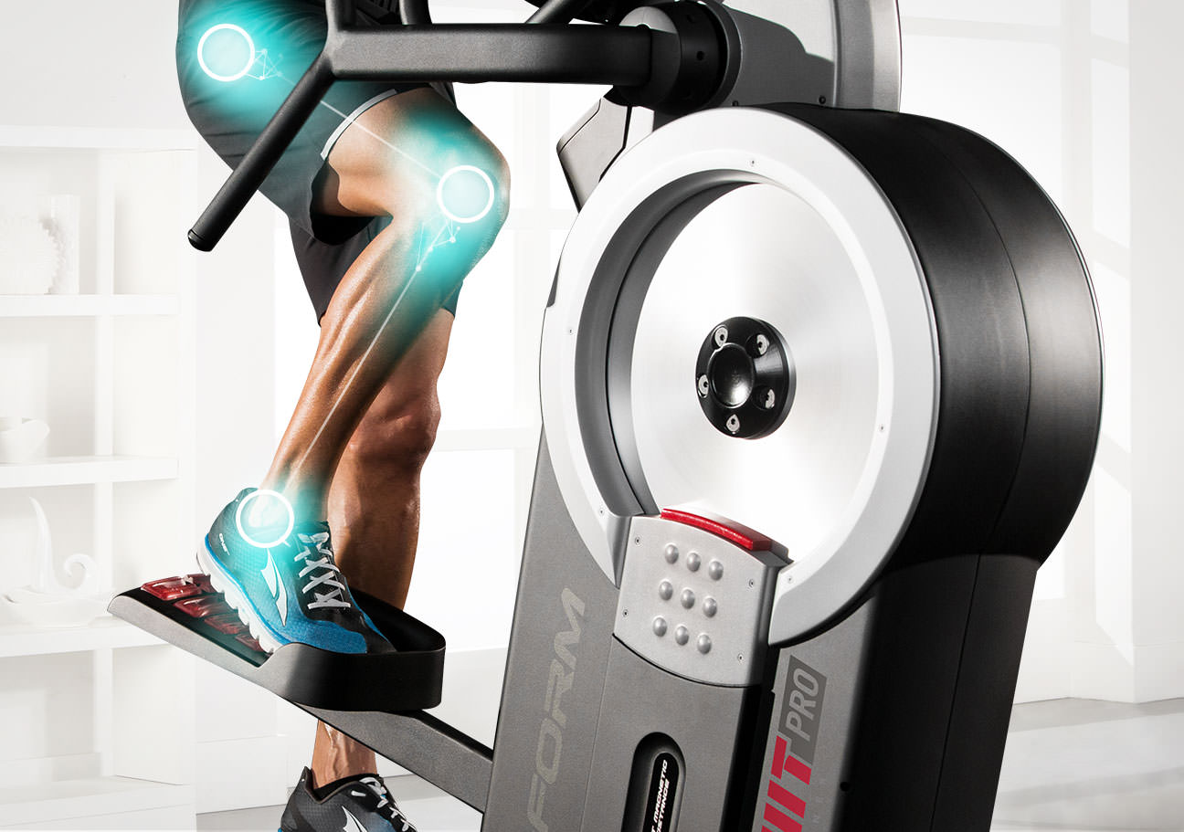 ProForm Hiit Trainer ergonomie