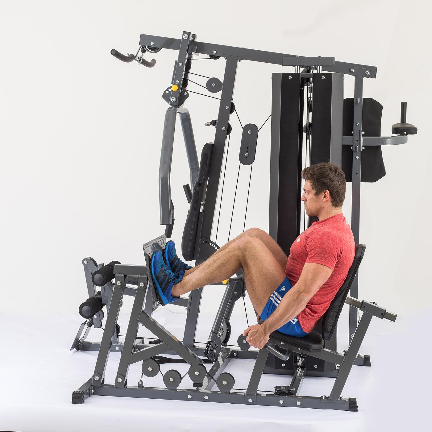 TRINFIT Gym GX7 cviky 83