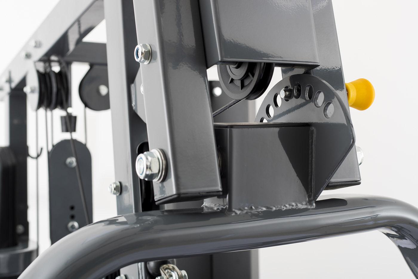 TRINFIT Gym GX7 nastavení bench