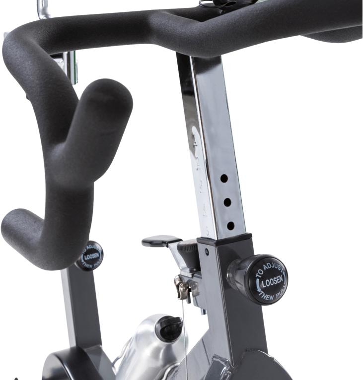 Tunturi Cardio Fit S30 Spinbike řídítka