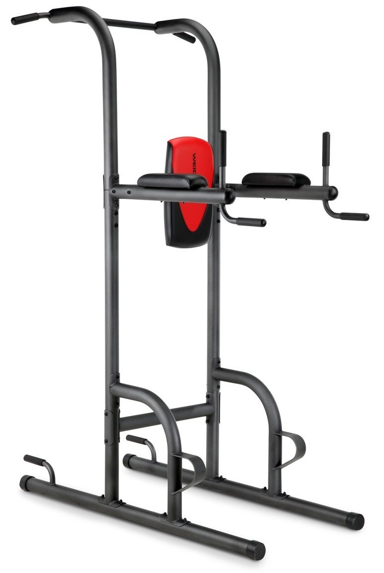 Weider Power Tower úhel
