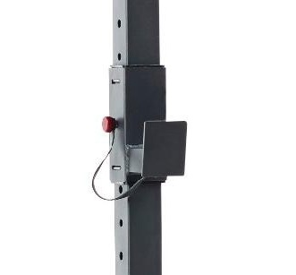 Weider Pro Power Rack detail 4