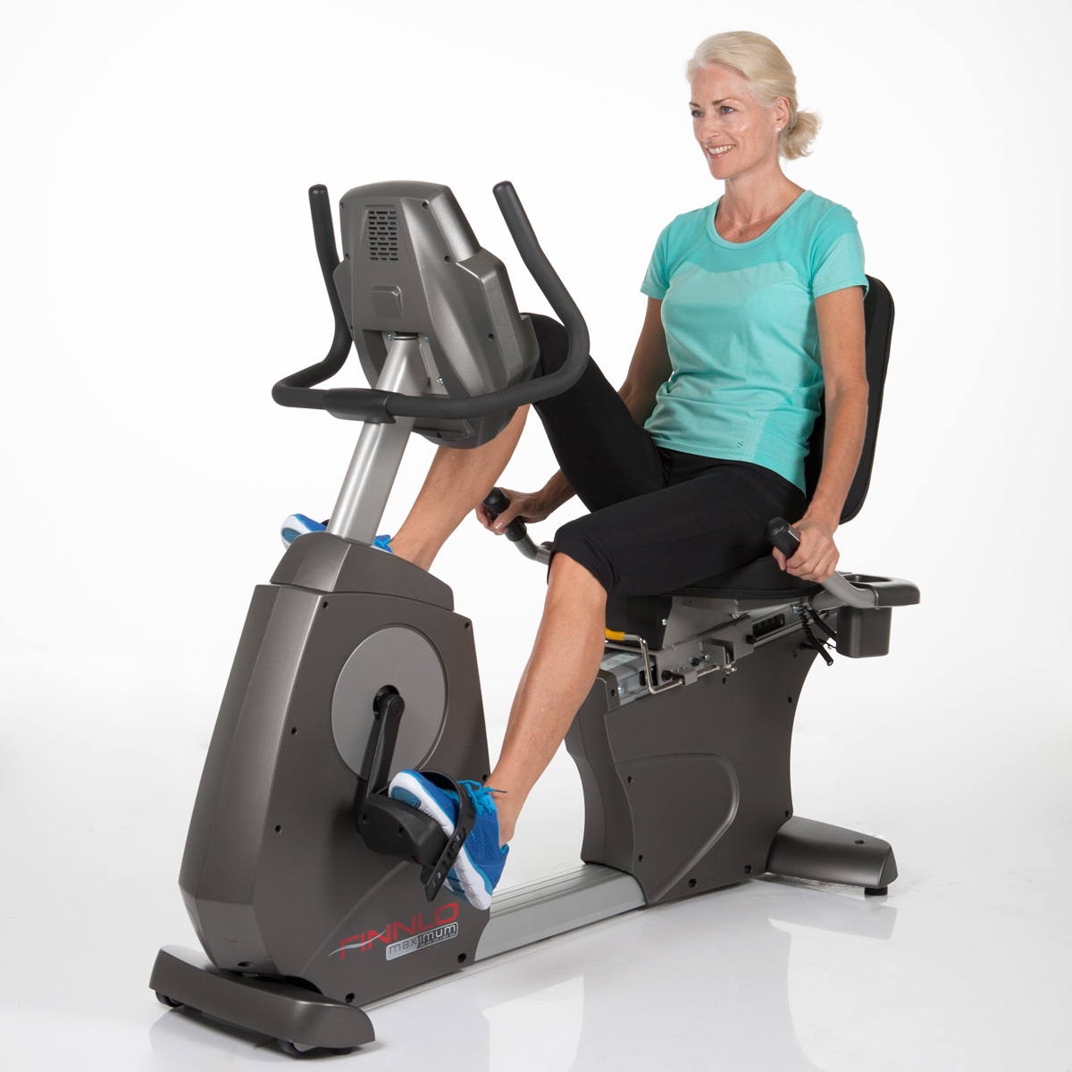 Finnlo Maximum Recumbent Bike produkt 5