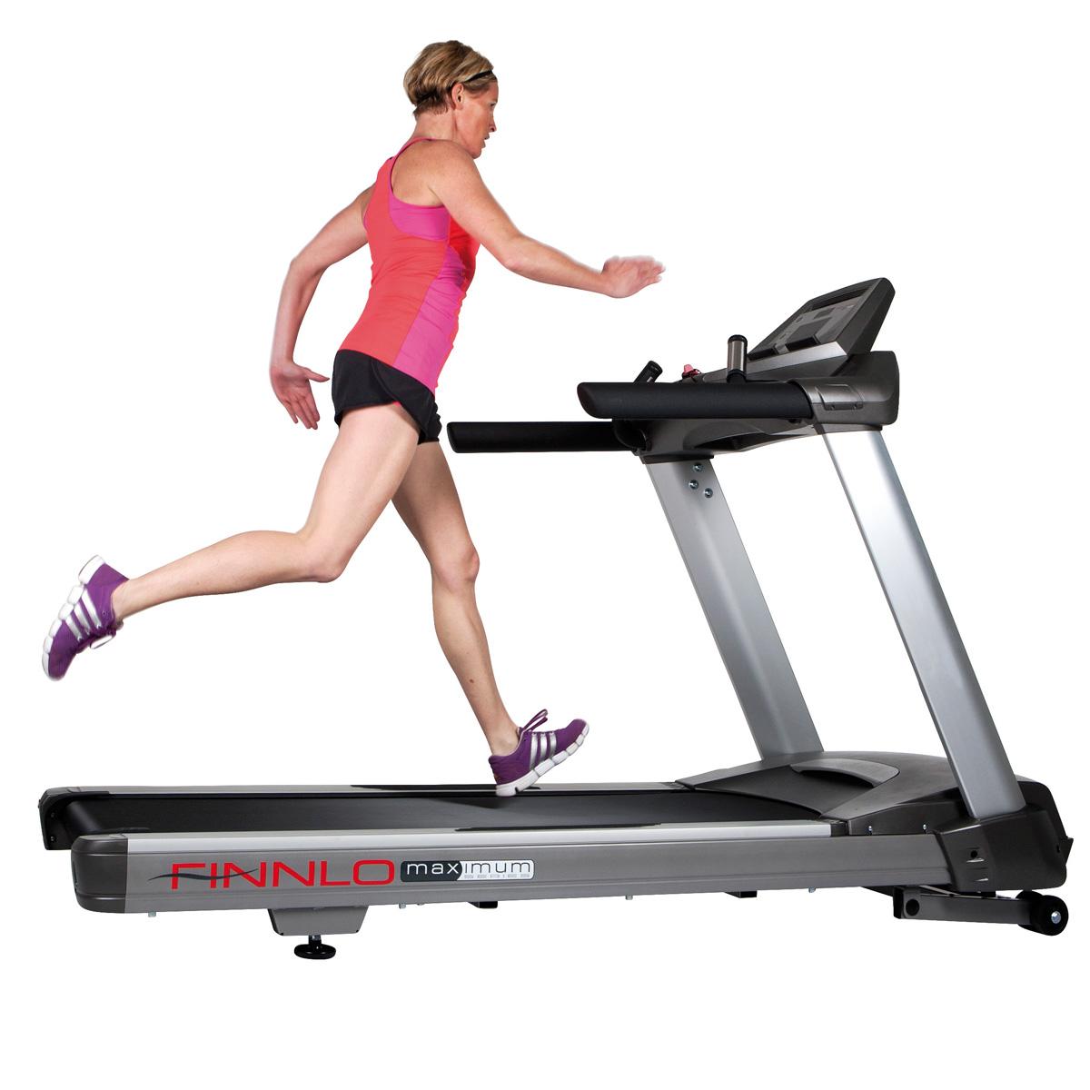 Finnlo Maximum Treadmill det3
