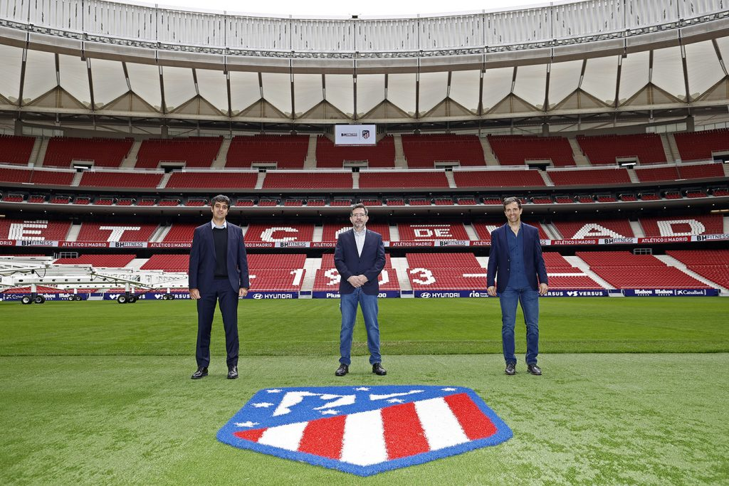 BH Fitness + Atletico Madrid
