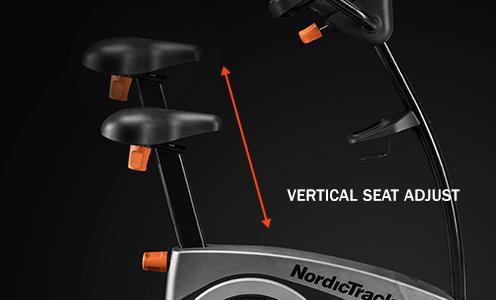 NordicTrack GX 4.4 PRO sedadlo