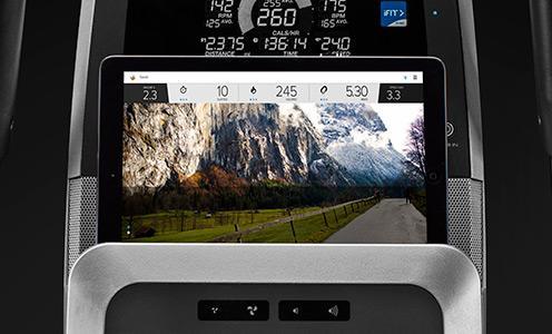 NordicTrack GX 4.4 PRO držák tabletu