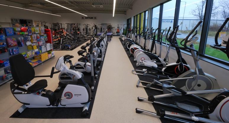 Fitness shop Liberec