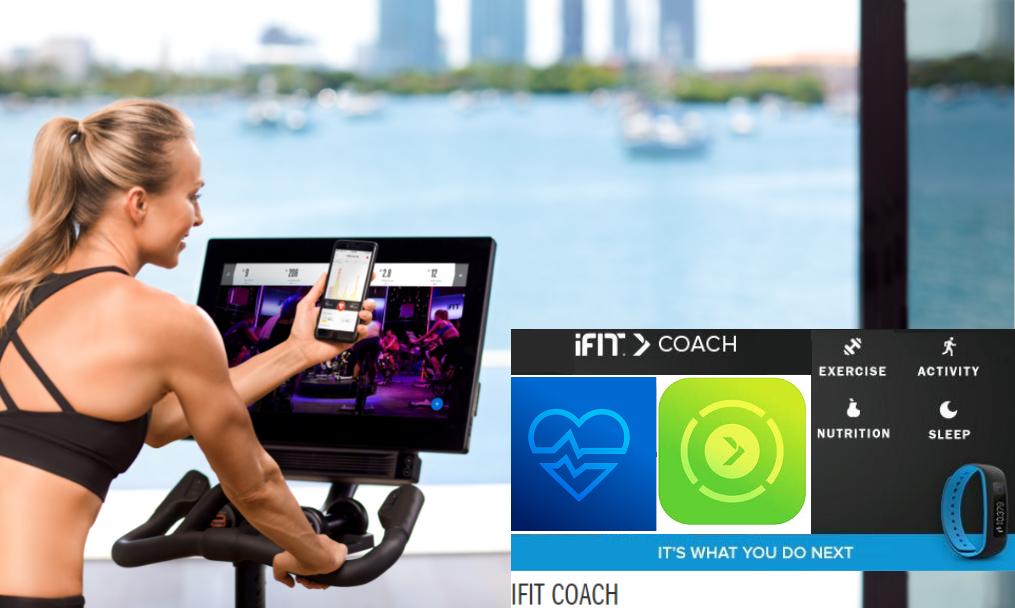 ifit applikace nová