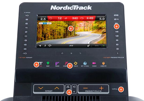 nordictrack freestrider FS71 pc nabídka