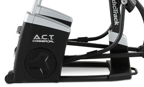 NORDICTRACK A.C.T. Commercial velikost