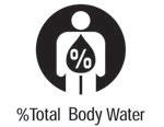tanita tělesná vody